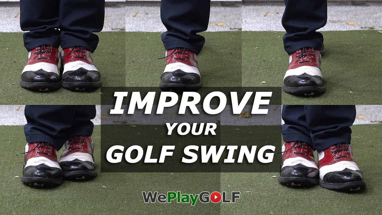 5 great exercises to improve your golf swing