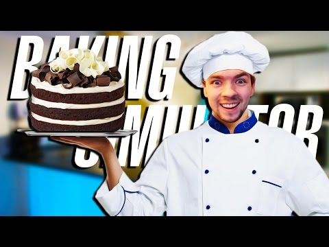 MASTER OF CAKE! | Baking Simulator
