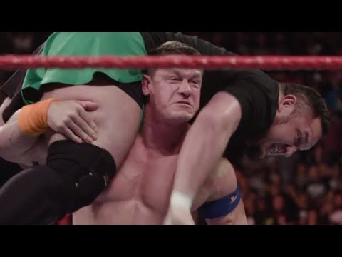 Unseen video of John Cena's return to Raw: Exclusive, Aug. 24, 2017
