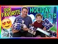 OUR FAVORITE HOLIDAY GIFTS 2017 | JOIN US! | We Are The Davises