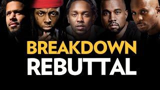 Best Viewer Reactions: DMX, Kendrick Lamar, Lil Wayne & Tupac V. De La Soul
