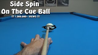 Video Pool Lessons: Side Spin On The Cue Ball MP3, 3GP, MP4, WEBM, AVI, FLV Agustus 2019