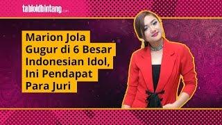 Video Juri Ungkap Alasan Tersingkirnya Marion Jola dari 6 Besar Indonesian Idol MP3, 3GP, MP4, WEBM, AVI, FLV Juni 2018