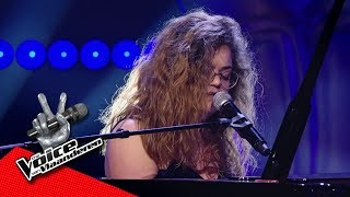 Video Melanie zingt 'Constellations' | Blind Audition | The Voice van Vlaanderen | VTM MP3, 3GP, MP4, WEBM, AVI, FLV Agustus 2018