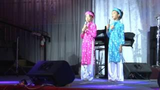 15 Ban Ket_Hoang Hai Chau and Hoang Hai An