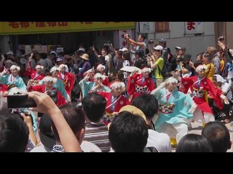 Φεστιβάλ Yosakoi στην Ιαπωνία