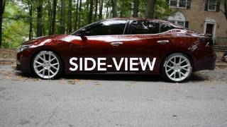 Airlift 3P Overview (2016 Nissan Maxima)