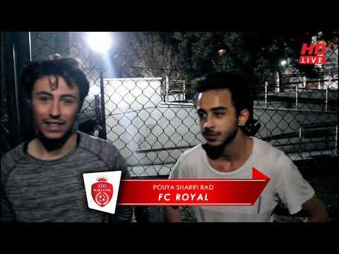 Los Turcos 5-6 FC Royal RÖ