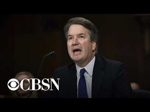 New sexual misconduct allegation against Supreme Court Justice Brett Kavanaugh
