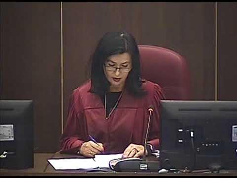 Sedmica pred Državnim sudom