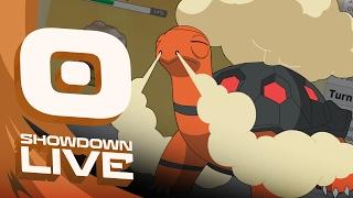 Pokemon Sun and Moon! Showdown Live: Enter Torkoal - Torkoal Showcase! by PokeaimMD