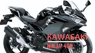 8. Kawasaki Ninja 400 2018 Specifications
