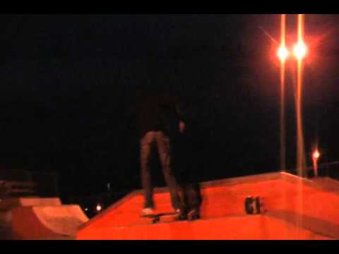 Charles City Skatepark clips 4/29/11