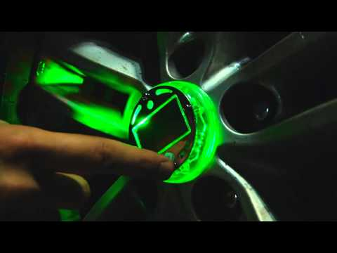 Подсветка на авто своими руками