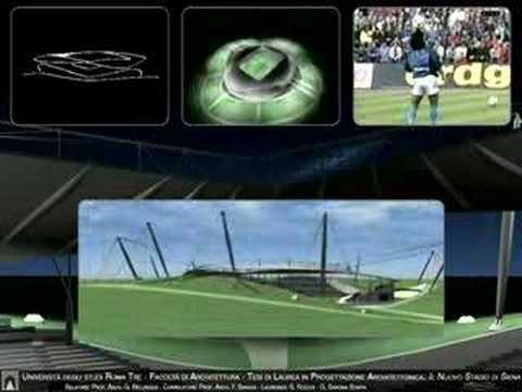 Proyecto del nuevo estadio de la Siena