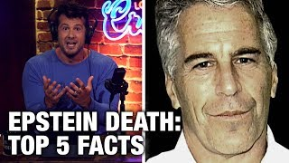 Video EPSTEIN DEAD: 5 Hard Facts You NEED to Know! | Louder with Crowder MP3, 3GP, MP4, WEBM, AVI, FLV Agustus 2019