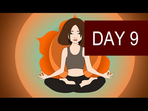 Sacral Chakra Meditation – Heal and Balance Your Chakra – Day 9