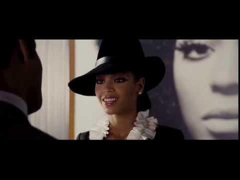 Dreamgirls Beyonce and Jamie Foxx