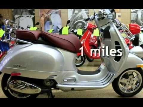 2016 Vespa GTV 300ie Vintage for sale in Downers Grove, IL
