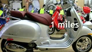 10. 2016 Vespa GTV 300ie Vintage for sale in Downers Grove, IL