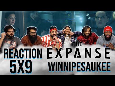 The Expanse - 5x9 Winnipesaukee - Group Reaction