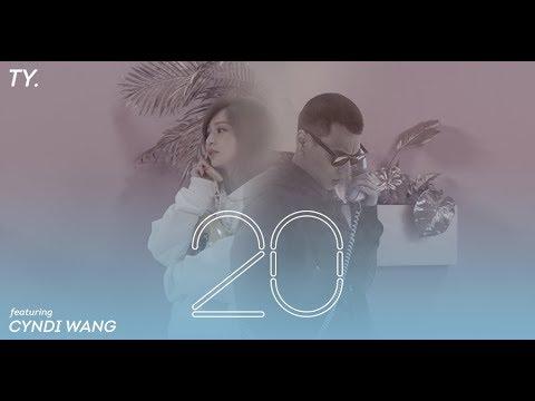 Ty. - 20 (feat. 王心凌 Cyndi Wang) (華納official HD 高畫質官方中字版)