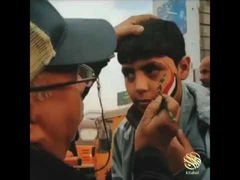 ايها المارون .. الى ثوار وشهداء التحرير والناصرية