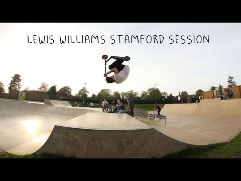 Lewis Williams - Stamford Session