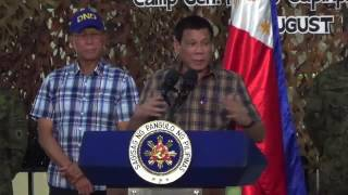 Duterte blasts CHR anew