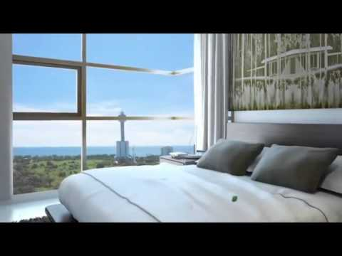 OR0020 Tree Tops Condominium For Sale in Pattaya Beach Thailand.