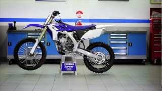 9. Introducing The 2013 YZ250F