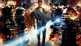 http://www.bbc.co.uk/doctorwho The Doctor returns to BBC One this Autumn with five epic episodes, featuring Daleks, Dinosaurs, ...