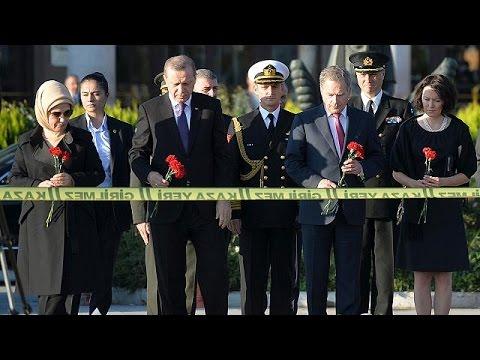 Τουρκία: Ελλείψεις στην ασφάλεια παραδέχθηκε ο Ερντογάν για το μακελειό στην Άγκυρα