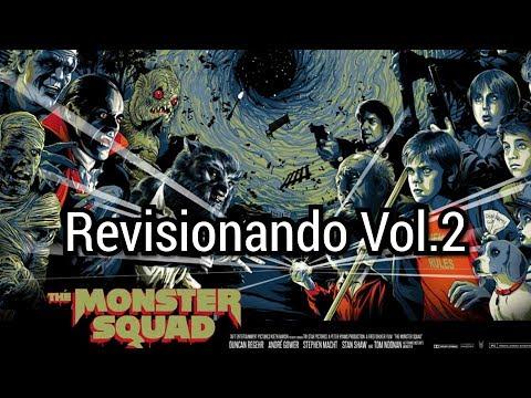 Una Pandilla Alucinante - The Monster Squad (1987) - Revisionando Vol.2