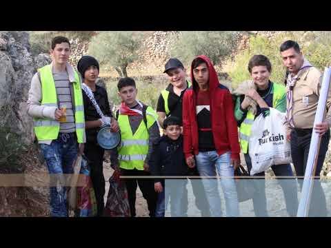 لقاء اذاعي على صوت فلسطين مع القائد نعمان سلهب حول رحلة مجموعة خليل الرحمن الكشفية الى بتير والمخرور