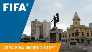 World Cup Host City: Belo Horizonte