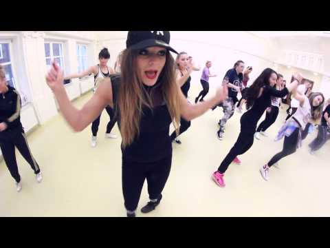 ANET BDAY PARTY WORKSHOPS (MTV, Dancehall)
