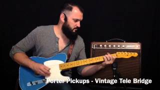 Video MJT Guitars Esquire kit - Porter Pickups/Emerson Custom Wiring MP3, 3GP, MP4, WEBM, AVI, FLV Juni 2018