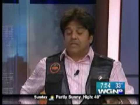 Erik Estrada funny on WGN Morning News - who knew? Video