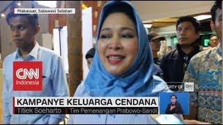 Download Video Kampanye Keluarga Cendana, Mantan Istri Prabowo, Titiek Soeharto MP3 3GP MP4