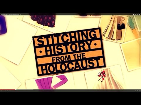 an introduction to the history of the theme of holocaust in film and video industry
