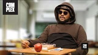 ScHoolBoy Q: Are You Smarter Than a Fifth Grader?