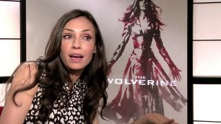 Famke Janssen Interview - The Wolverine (JoBlo.com)