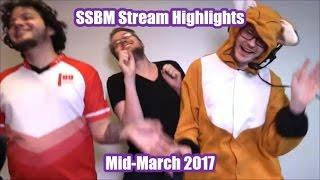 SSBM Mid-March Stream Highlights  3