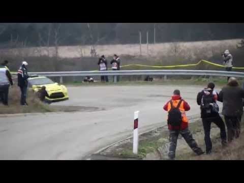 10 Eger Rallye Węgry 28-29.03.2015r. [HD]