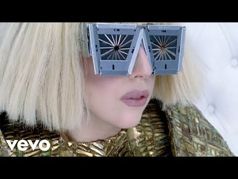 Bad Romance Lady Gaga [Official Video]