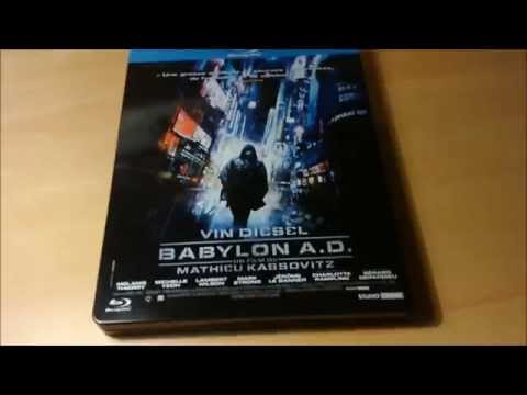 Babylon A. D. Steelbook Review (Fr)