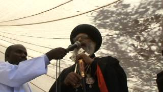 Patriarc Speaching Bible - Ethiopian Christmas 2014 - Genna 2006