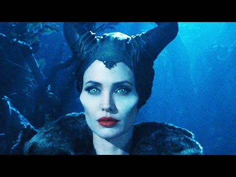 Maleficent Trailer Official 2014 Angelina Jolie Movie Teaser Disney [HD] thumbnail