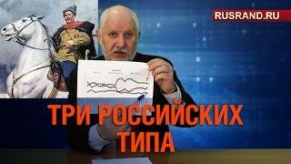Три российских типа